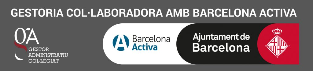 Colaboración con Barcelona Activa